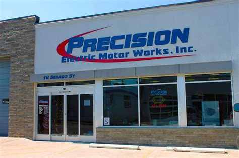 precision electric motors contact precision electric motor works inc