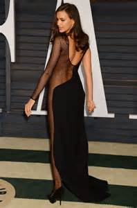 Irina Shayk At The Vanity Fair Oscar In 2015 Irina Shayk 2015 Vanity Fair Oscar 40 Gotceleb