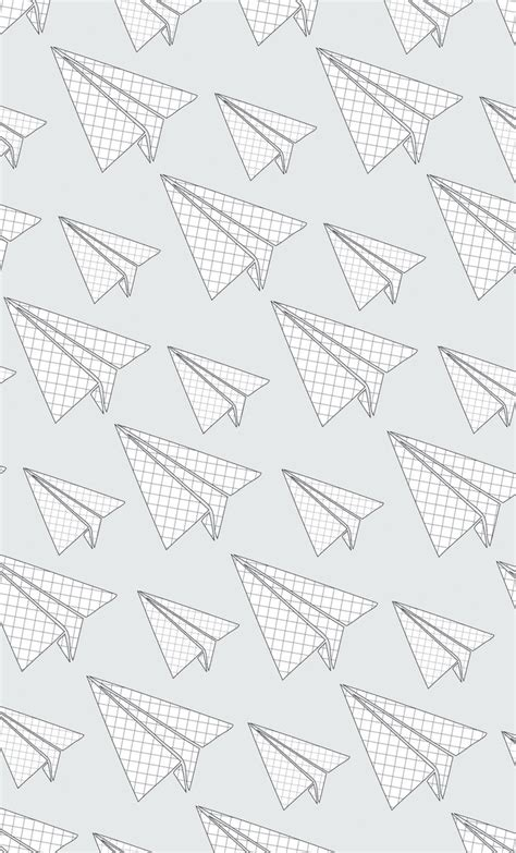 pattern paper airplane 414 best images about cuteness wallpapers fondos de