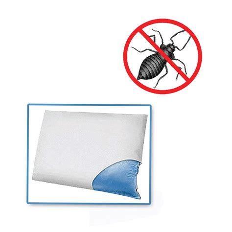 bed bug pillow cover bed bug barrier pillow cover colonialmedical com