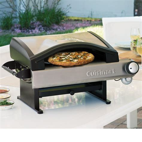 stovetop pizza cooker cuisinart alfrescamore outdoor pizza oven the fulham