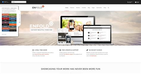 enfold theme help enfold wordpress theme download review exles