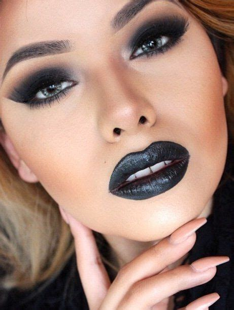 makeup black this look with n s fergie pout lip
