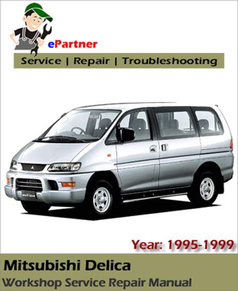 online car repair manuals free 1995 mitsubishi mighty max free book repair manuals mitsubishi delica service repair manual 1995 1999 automotive service repair manual