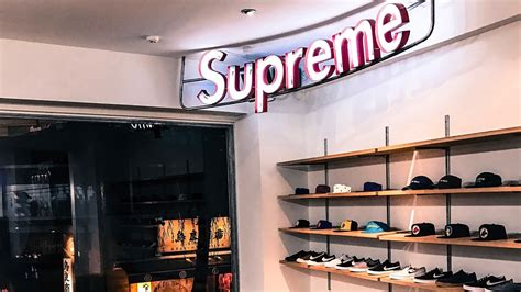 supreme shop supreme store in japan