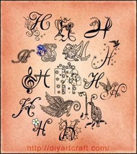 tattoo lettering hearts letter h i want this tattooed somewhere my style