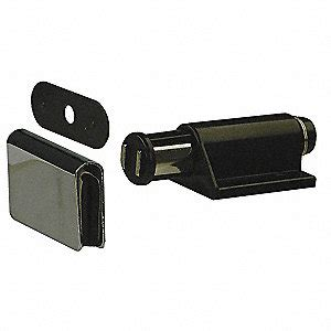 Magnetic Catches For Glass Doors Pmp Glass Door Magnetic Catch Surface 4fcx1 4fcx1 Grainger