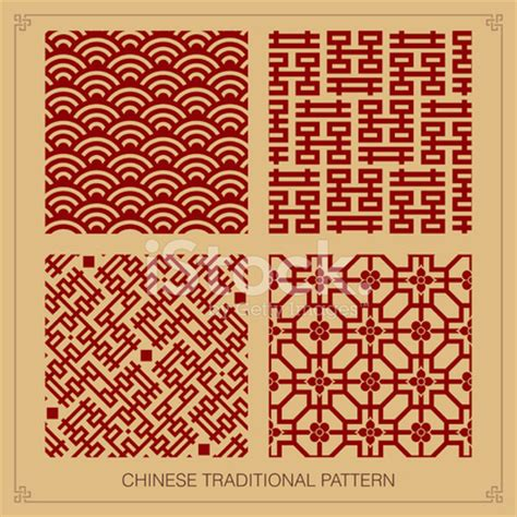 pattern recognition meaning in chinese 전통적인 중국 패턴 스톡 사진 freeimages com