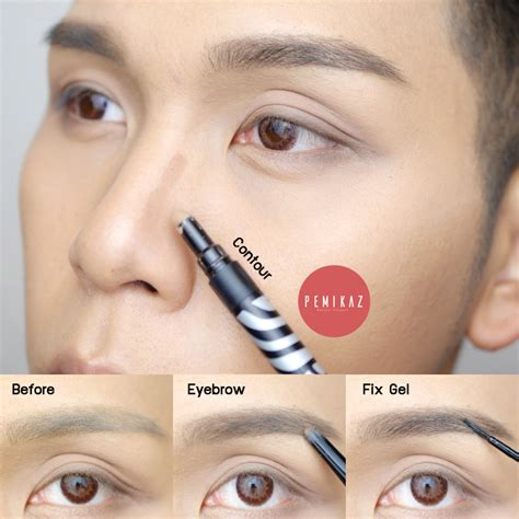 Eyebrow Secret ร ว ว mistine t shape makeover eyebrow secret ค วป ง ด ง