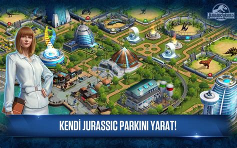 layout jurassic world the game jurassic world the game indir android i 231 in dinozor