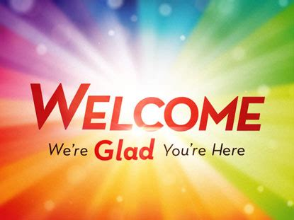 Colorful Welcome Graceway Media Worshiphouse Media Welcome Background For Powerpoint