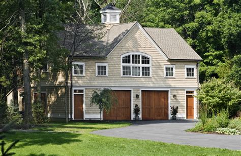 garage guest house shingle style garage guest house craftsman garage and