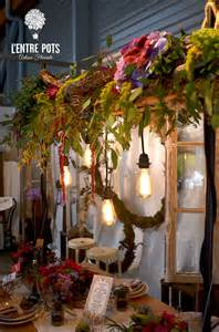decoration mariage chetre l entre pots artisan