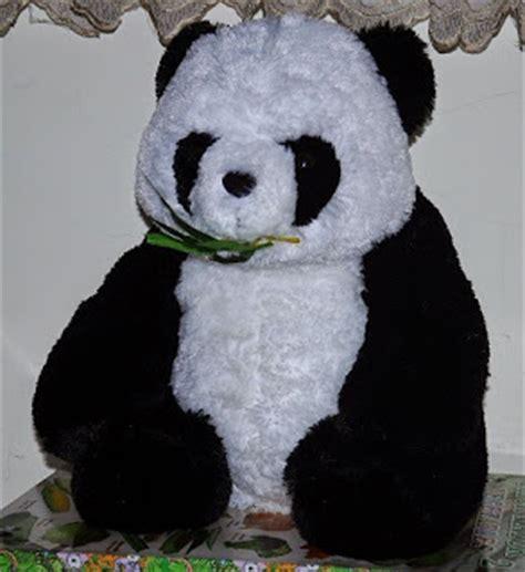 s a l e boneka beruang madu boneka grosir murah boneka panda besar