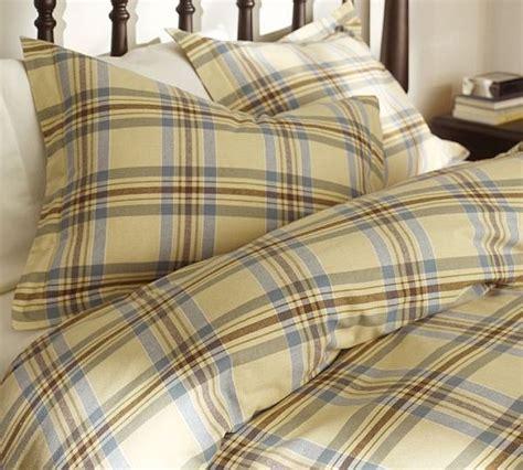 Organic Flannel Duvet Cover striped duvet covers shams for a fancy bedroom