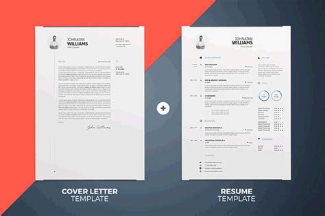 20 Beautiful Free Resume Templates For Designers Indesign Letter Template