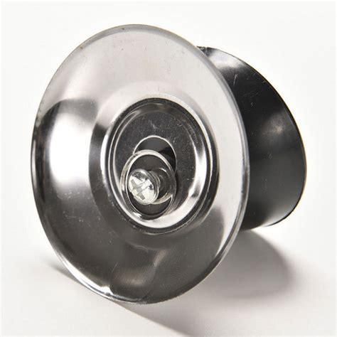 2pcs saucepan pot kettle replacement black plastic knob