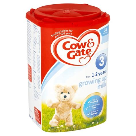 Cow Milk Powder 50g morrisons cow gate 3 growing up milk powder 900g product information