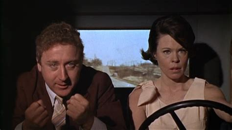 gene wilder bonnie and clyde the gentle art of victory