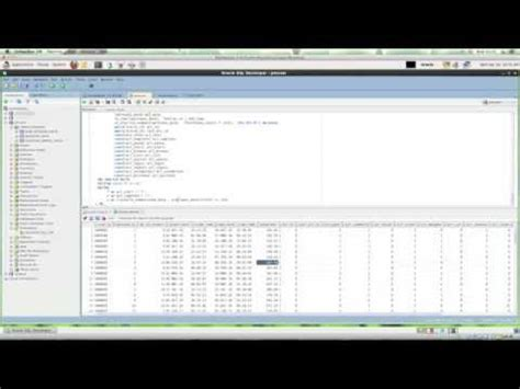 pattern matching youtube using sql pattern matching with big data lite vm youtube
