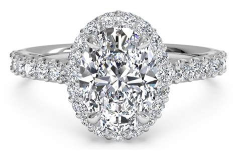 Oval Engagement Rings by Trending Oval Cut Engagement Rings Ritani