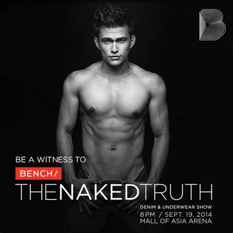 tom rodriguez bench body 15 stars to watch for at bench naked truth underwear show