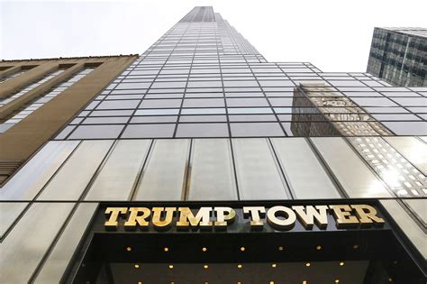 trump tower address new york trump tower not as huuge as donald trump