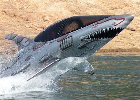 jet shark boat seabreacher