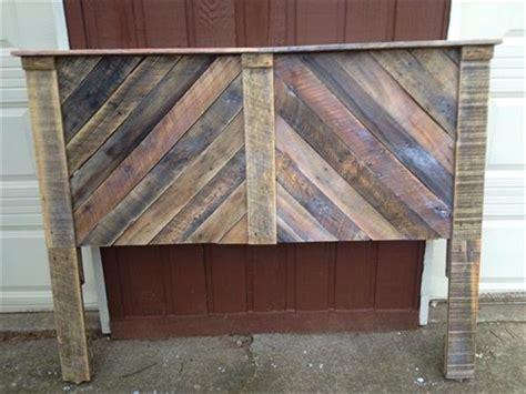 wonderful diy pallet headboard ideas wooden pallet