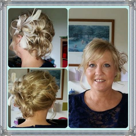 Wedding Hair Accessories Cardiff by Wedding Guest Bridal Side Bun By Haircandy Cardiff