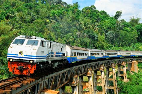 kereta api railway to digitize freight business business the jakarta post