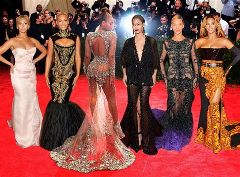 what to wear to a new year gala beyonc 233 at the met gala fashion s has