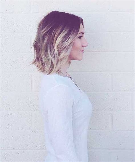 ombres on short hair 15 beautiful ombre bob hairstyles short hairstyles 2017