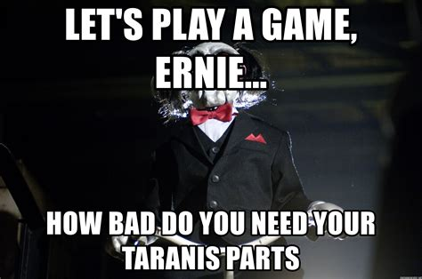 lets play  game ernie  bad