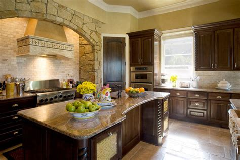 mediterranean kitchen design richens designs residential kitchen design