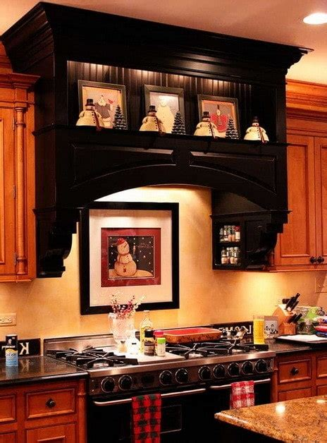 Kitchen Hood Designs 40 Kitchen Vent Range Hood Designs And Ideas