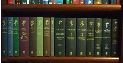 0007542925 unfinished tales deluxe slipcase edition tolkien collector s guide deluxe edition harpercollins