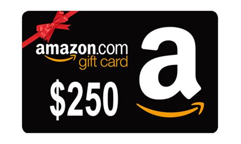 Who Takes Amazon Gift Cards - get a 250 amazon gift card get it free