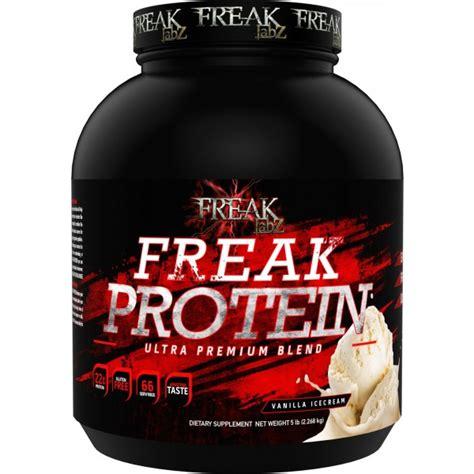 Protein Freak freak protein de freak labz suplementosgym