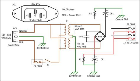 iec receptacle wiring diagram iec free engine image for