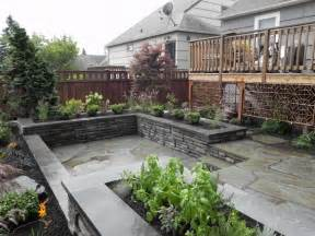 Small Space Backyard Landscaping Ideas Landscaping Ideas For A Small Space