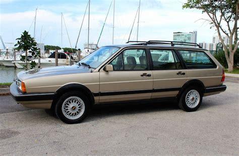 volkswagen quantum gl wagon revisit german cars  sale blog