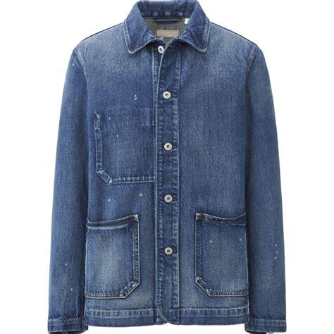 Jaket Denim Uniqlo uniqlo denim blouse blouse styles