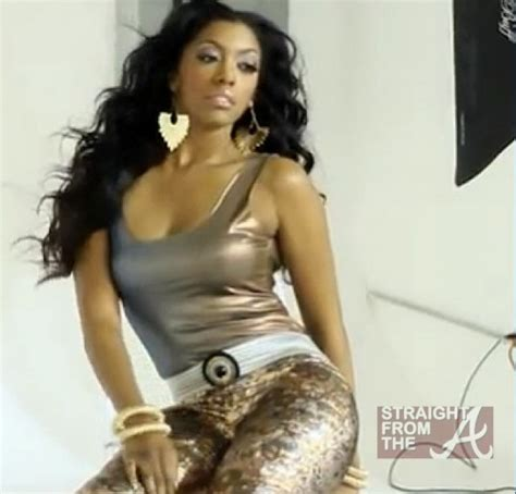 where does porsha stewart get her weave dobe porsha stewart s weave lands hair care photo shoot is