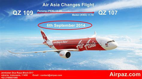 airasia reschedule airasia changes flight airpaz blog