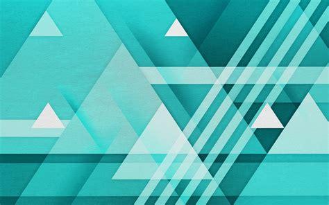 triangle light pattern wallpaper illustration symmetry green blue triangle