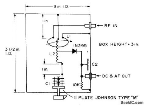 tunnel diode lifier circuit tunnel diode fm receiver 28 images index 121 lifier circuit circuit diagram seekic research