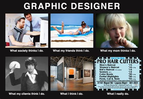 Graphic Designer Meme - image 252798 what people think i do what i really