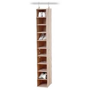 neatfreak closetmax system 10 shelf shoe organ target