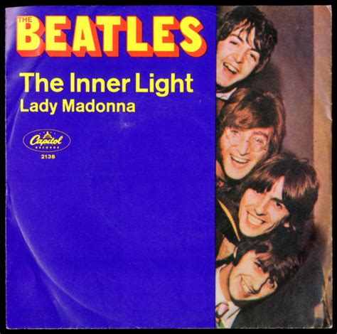 The Inner Light by Madonna The Inner Light 45 By The Beatles